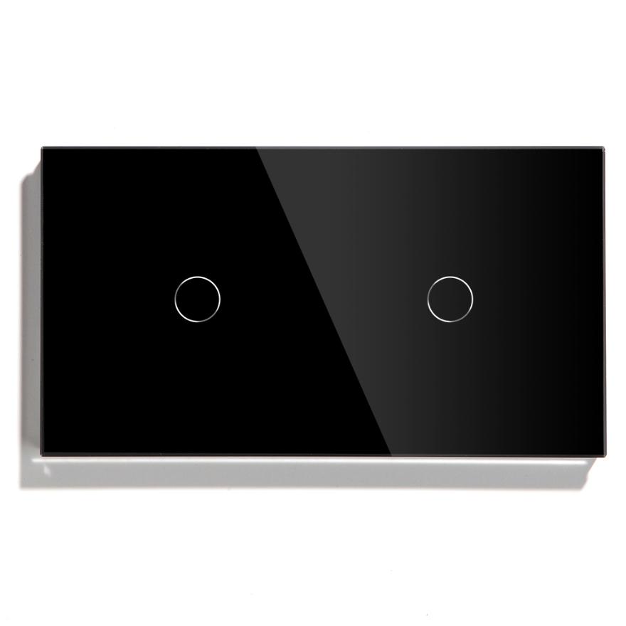 1 Gang + 1 Gang Wifi Smart Switch