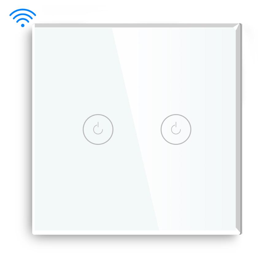 light switch lite Timer Wifi Smart Switch 86mm Euro Type