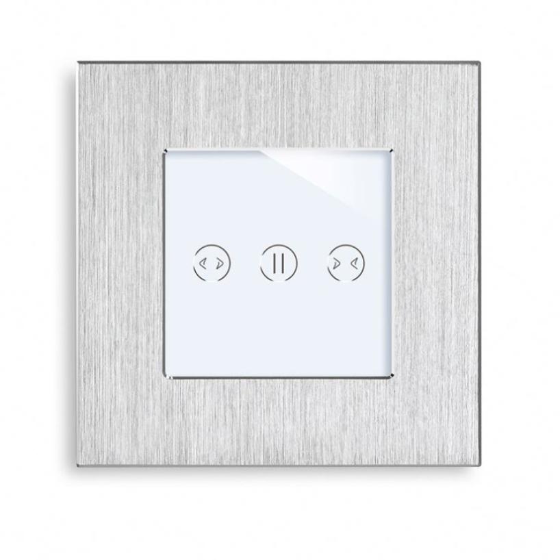 Aluminum Panel Smart wifi switch alexa